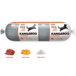 Prime100 SKD Kangaroo & Pumpkin Cooked Roll 800g