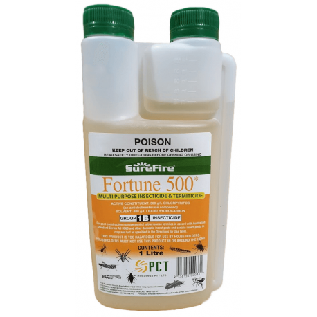 Surefire Fortune 500 Insecticide 1L