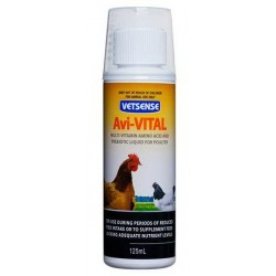 Vetsense Avi-VITAL 125ml