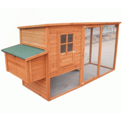 Chicken Coop Cabin XL (EP-309)
