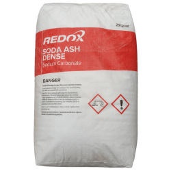 Redox Soda Ash Dense (Sodium Carbonate) 25kg