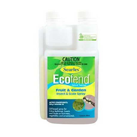 Searles Ecofend Fruit & Garden Insect & Scale Spray