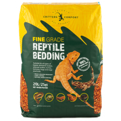 Critters Comfort Reptile Bedding 20L