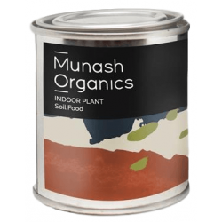 Munash Organics Indoor Plant Soil Food 400g