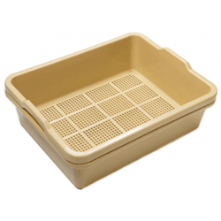 Beige Colour Tray