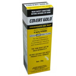 Covert GOLD Professional Cockroach Gel Bait 30g