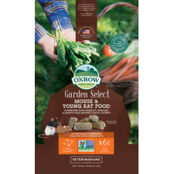 Oxbow Garden Select Mouse and Young Rat Food