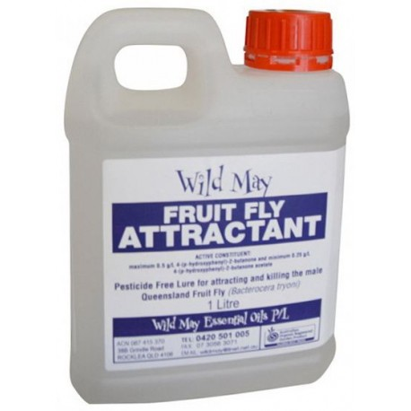 Ryset Fruit Fly Trap (Bottle Only)