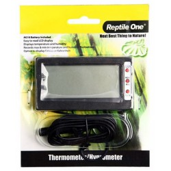 Reptile One Digital Thermometer & Hygrometer
