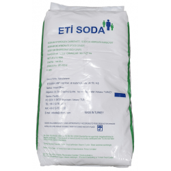 ETI Soda Sodium Bicarbonate FOOD GRADE 25kg