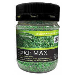 Brunnings Couch Max Lawn Seed 200g