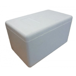 Pack Order in Foam Box and Dry Ice