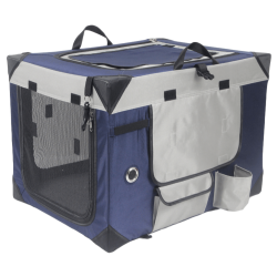Portable Dog Carrier (Crate) LARGE