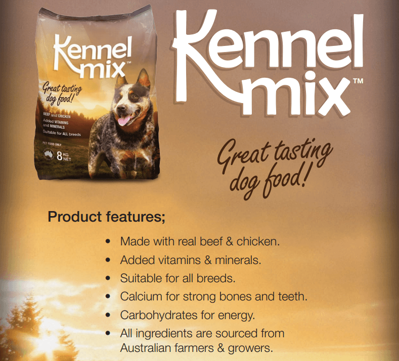 Kennel Mix Promo Banner