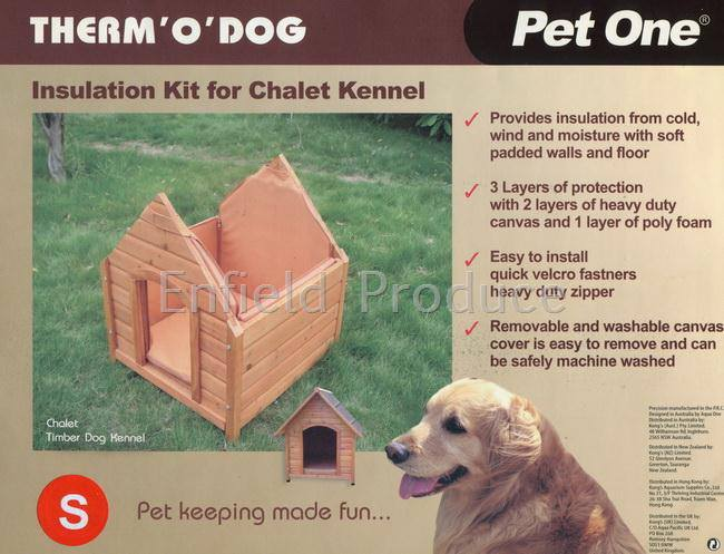 Thermo o Dog Insulation Kit Promotional Image